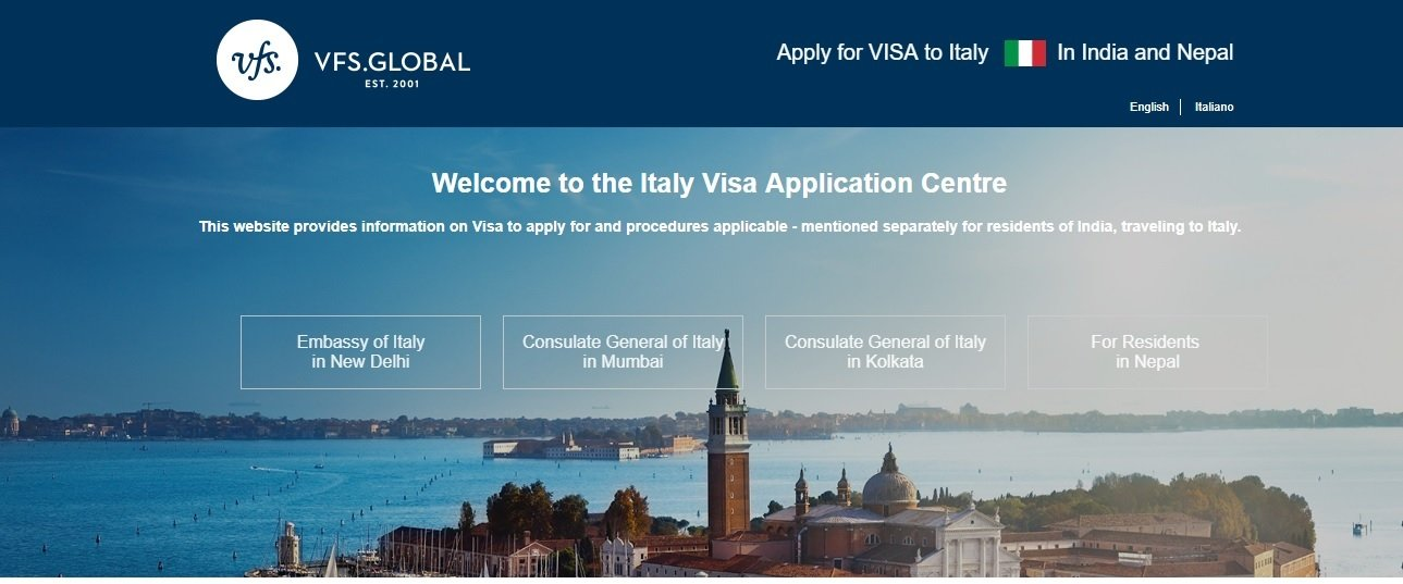 How to Apply for a Visa to Italy from India
