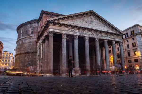 The Pantheon in Rome (Credits- Unsplash)